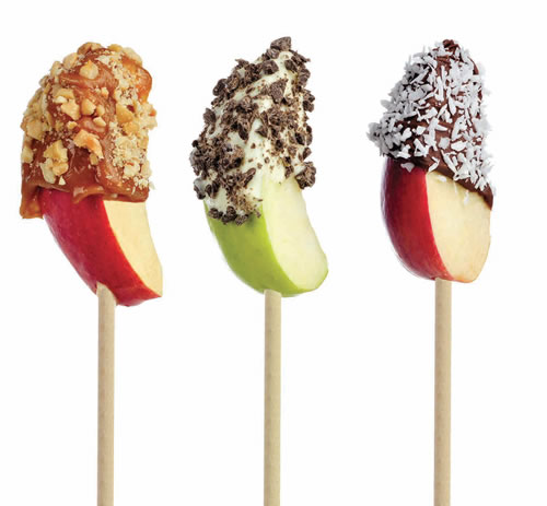 sweet treat apple pops